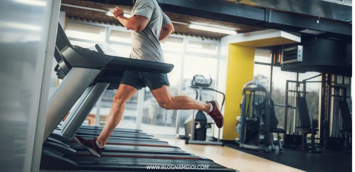 Các sai lầm thường gặp khi nam giới mới đi tập gym
