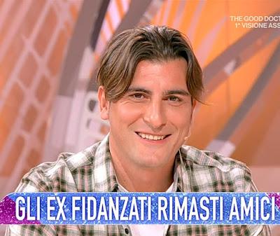 Nicola Ventola calciatore ex fidanzato di Bianca Guaccero Detto Fatto 14 ottobre