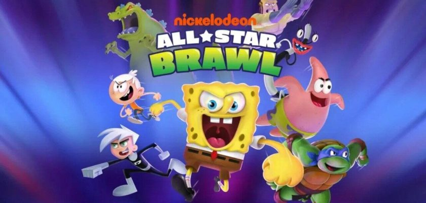 Nickelodeon All Star Brawl: How To Wave Your Hand