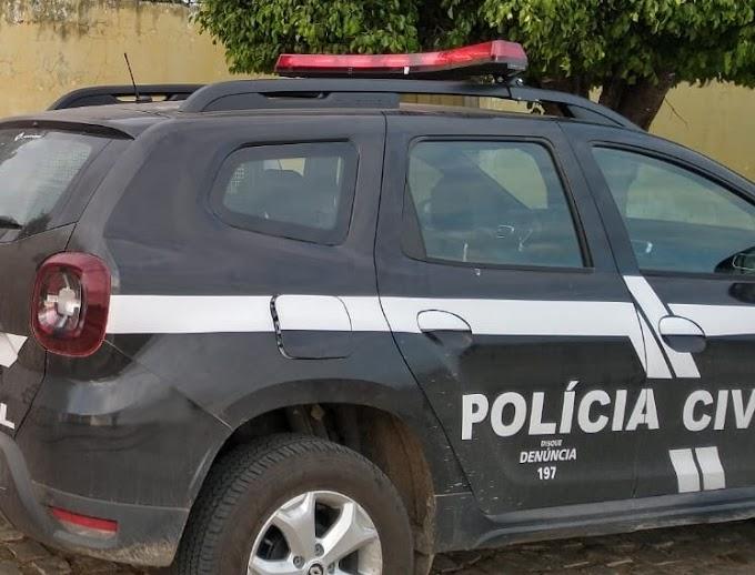 Polícia Civil prende homem suspeito de abusar sexualmente de criança de 9 anos de idade, em Catolé do Rocha