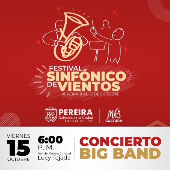 Inició en Pereira, el Festival Sinfónico de Vientos