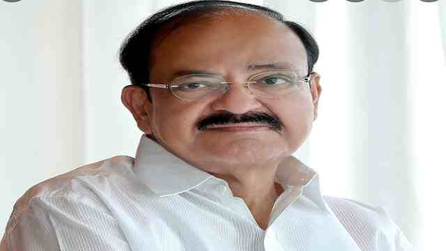Vice President greets the people on the eve of Dussehra