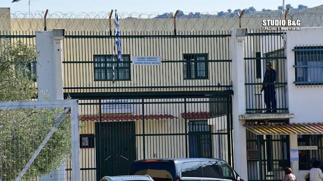 Άγρια επίθεση στις φυλακές Ναυπλίου: Στο Νοσοκομείο ο Ρουμάνος που τσιμέντωσε τη γυναίκα του στην Κυπαρισσία