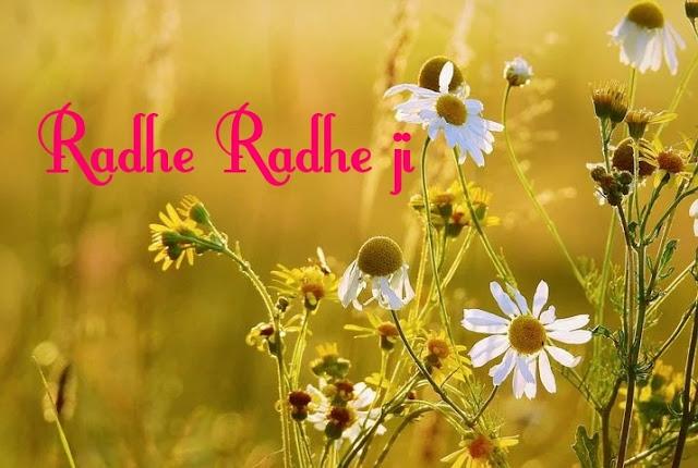 Radhe Radhe Ji