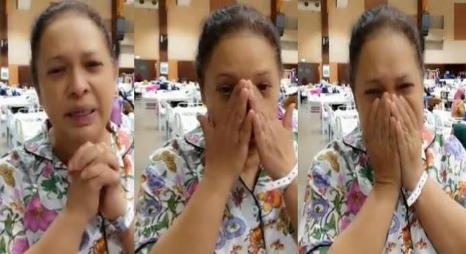 Badan Semakin Susut, Kuman Makin Mengganas | Maria Tunku Sabri Mohon Maaf Pada Semua