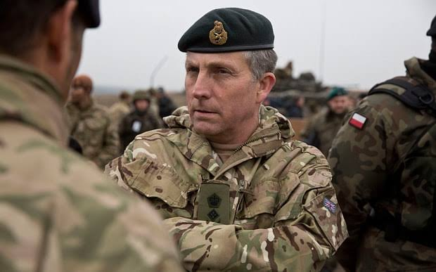 Panglima Inggris: Taliban Sekarang Mungkin Berbeda, Perlu Diberi Ruang