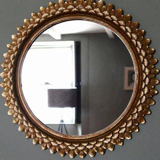 Frame Cermin Kayu Ukir Murah