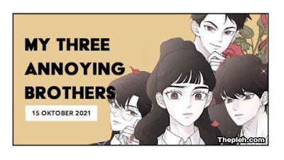 My Three Annoying Brothers Naver