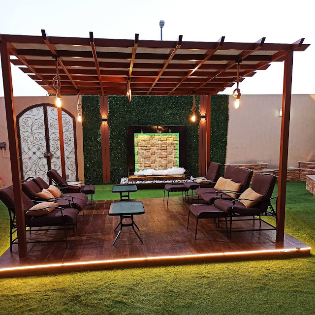 تنسيق الحدائق المنزلية في ليبيا شركة الطارق تنسيق الحدائق المنزلية في طرابلس