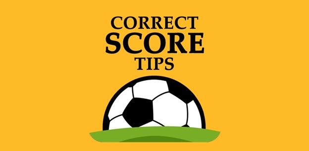 Correct Score Football Prediction Today