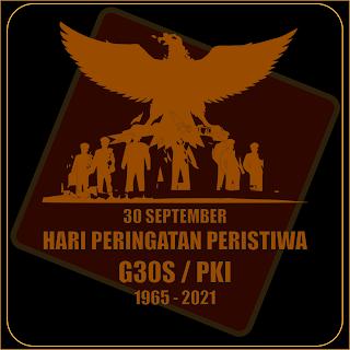 gambar poster peristiwa g30s pki 2021 - kanalmu