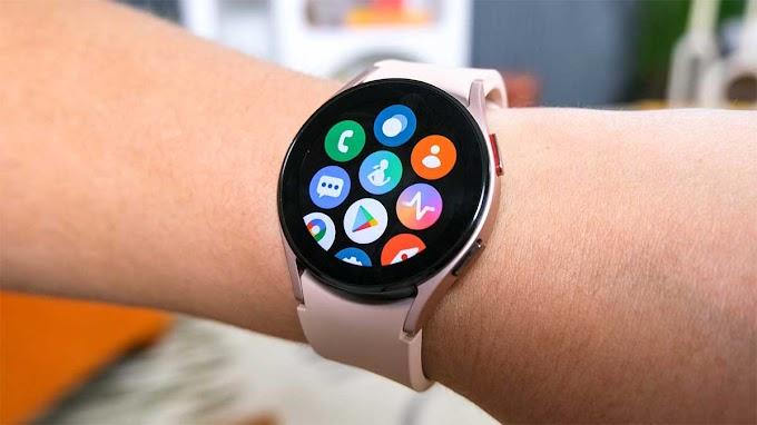 تحصل ساعة Samsung Galaxy Watch4 على تحديث آخر لإصلاح الأخطاء