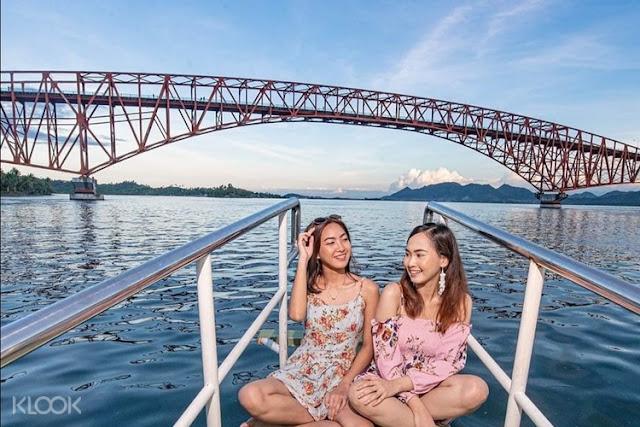 San Juanico Bridge Cruise in Leyte
