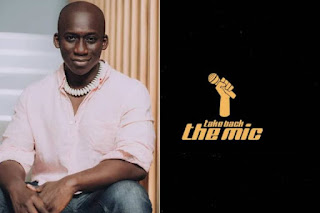 Take back the mic: Legendary actor Derrick Ashong to host second edition of the talent