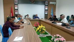 Dialog Bersama LAPI, Wabup Akan Menahan SK 54 Orang K2 yang Lolos PPPK Dompu