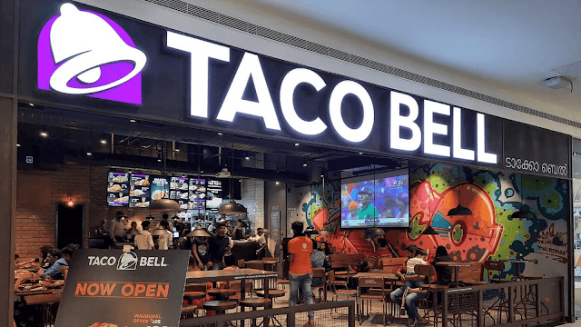 What age does Taco Bell hire in Ohio?