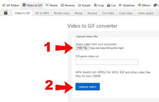 Cara Mengubah Video Menjadi GIF Tanpa Aplikasi