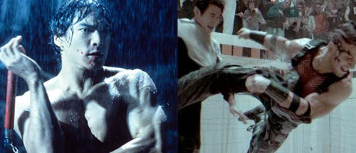 New on Blu-ray: MARTIAL ARTS DOUBLE FEATURE (Dragon: The Bruce Lee Story & Unleashed)