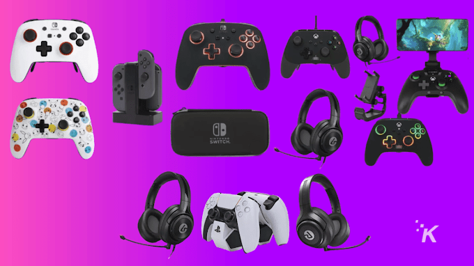 Mega Sorteio de acessórios para Xbox, PlayStation e Nintendo Switch