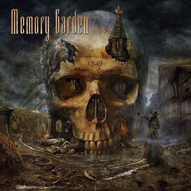 """Ο δίσκος των Memory Garden """"1349"""""""