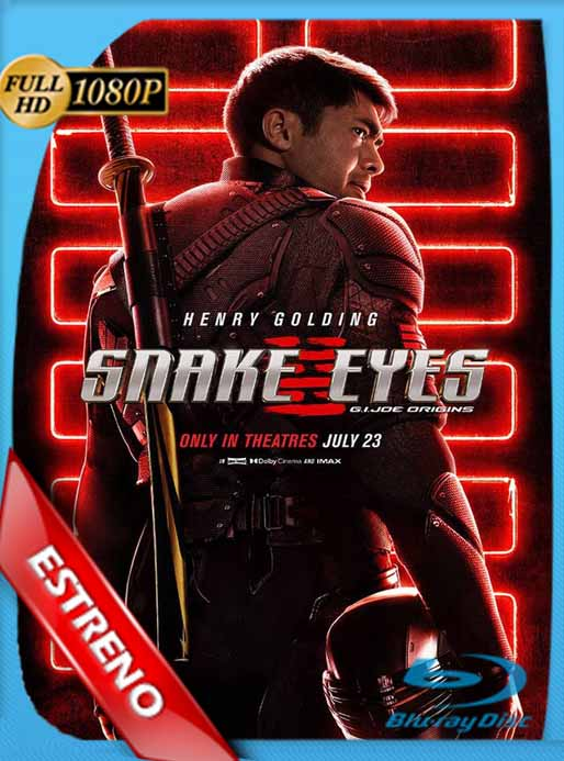 G.I. Joe: Snake Eyes (2021) BRRip [1080p] Latino [GoogleDrive] SXGO