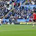 Leicester end Man United's long unbeaten away run.