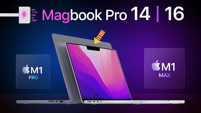 Điểm nổi bật trên dòng MacBook Pro chip M mới nhất từ Apple