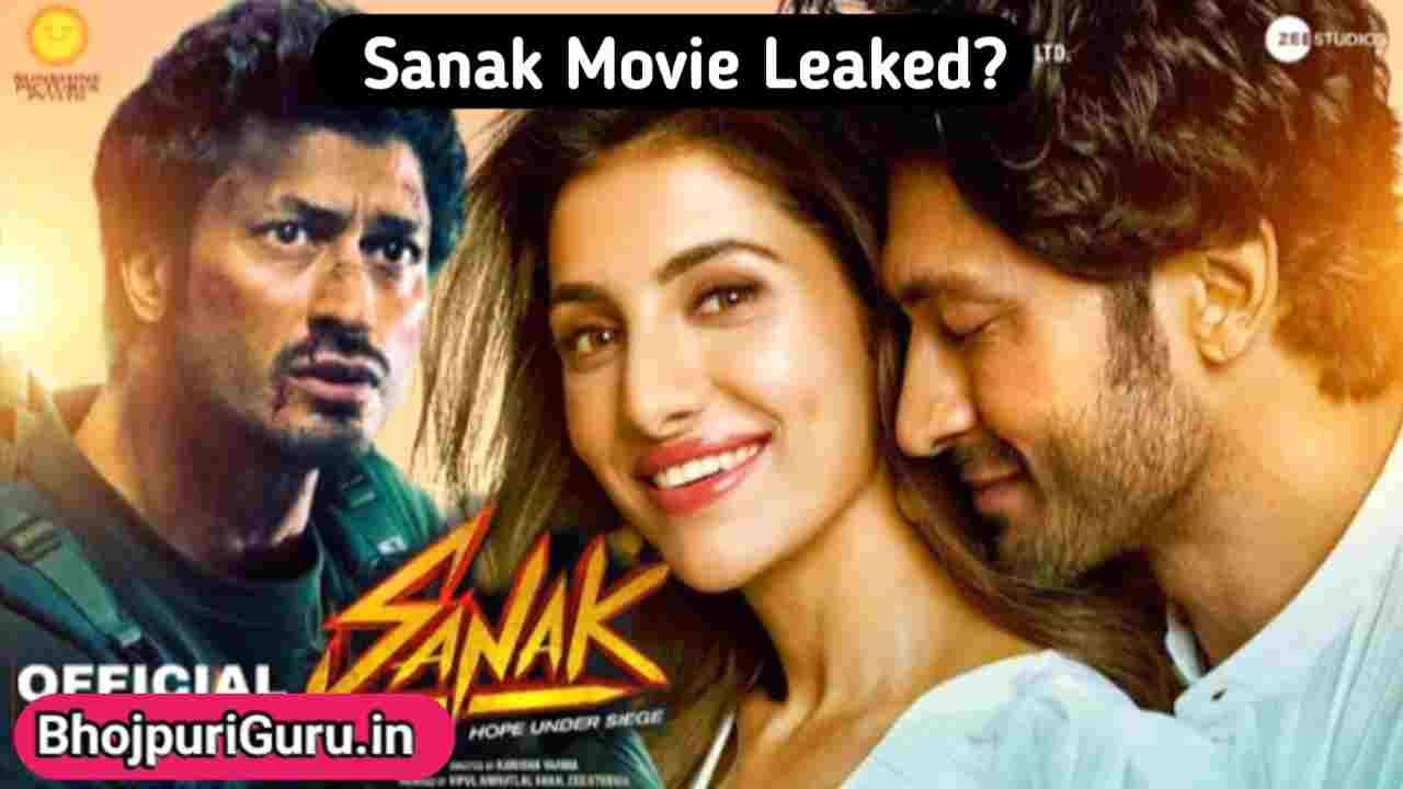 sanak movie download 720p