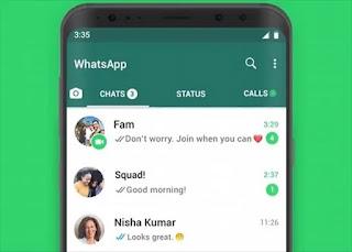 WhatsApp permite unirse a las videollamadas grupales en curso directamente desde el chat