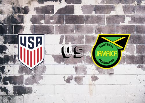 Estados Unidos vs Jamaica  Resumen