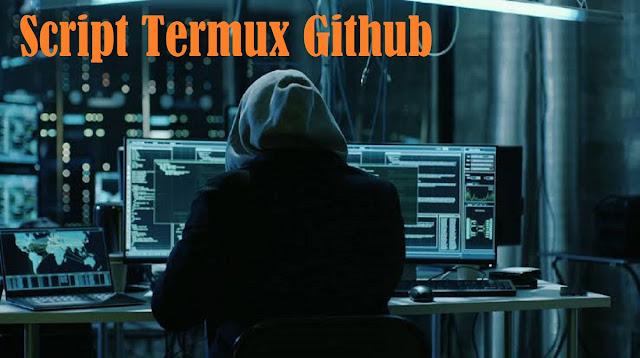 Script Termux Github