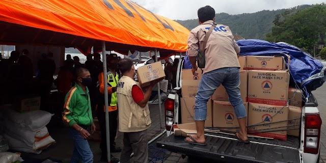 Gempa Bali, 243 Rumah di Karangasem Rusak Berat, 26 Unit di Bangli