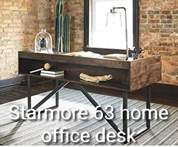 Starmore 63 home office desk