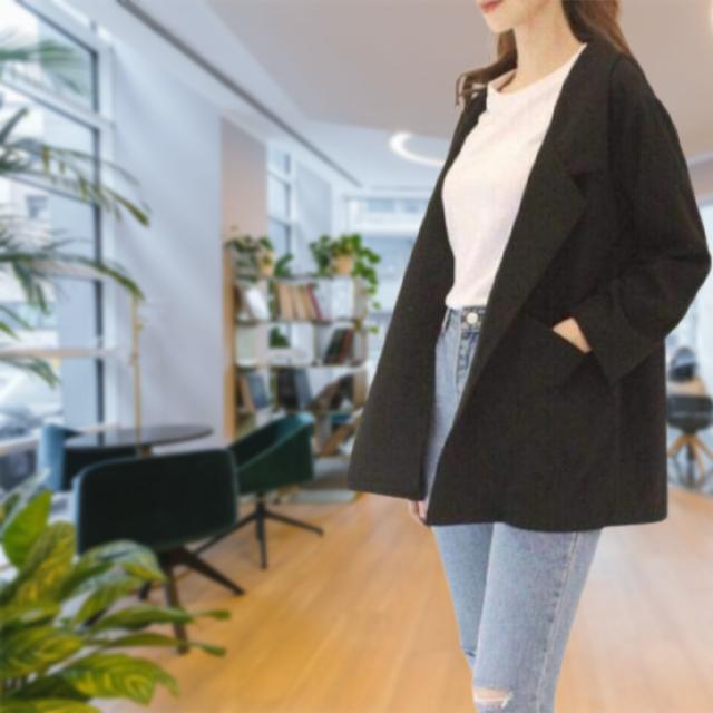 15 mẫu áo vest blazer nữ Style Hàn Quốc phối cực duyên