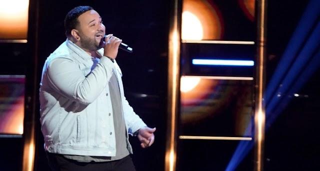 Jeremy Rosado Wins Over Jershika Maple on 'The Voice'