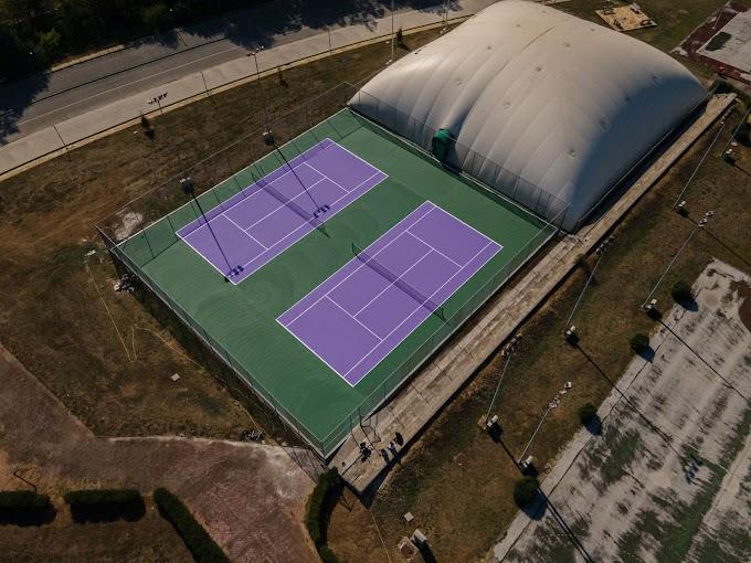 Στη διάθεση του κοινού τα δύο νέα γήπεδα τένις στο Πανηπειρωτικό Στάδιο