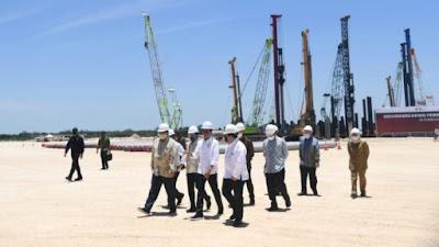 Presiden Sebut, Pembangunan Smelter di Dalam Negeri Perkuat Hilirisasi Industri