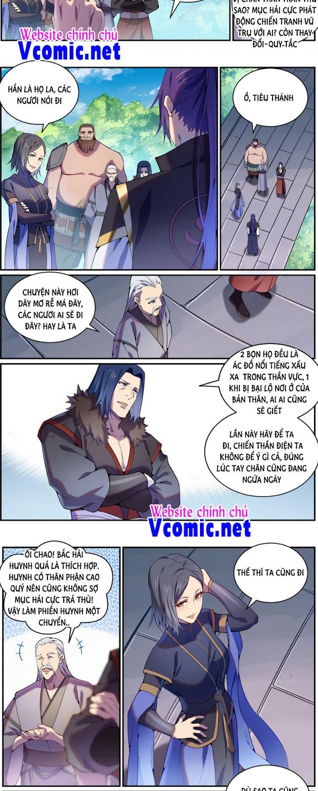 Bách Luyện Thành Thần Chương 821 - Vcomic.net