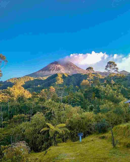 Bukit Klangon Merapi: Lokasi, Rute, dan Harga Tiket