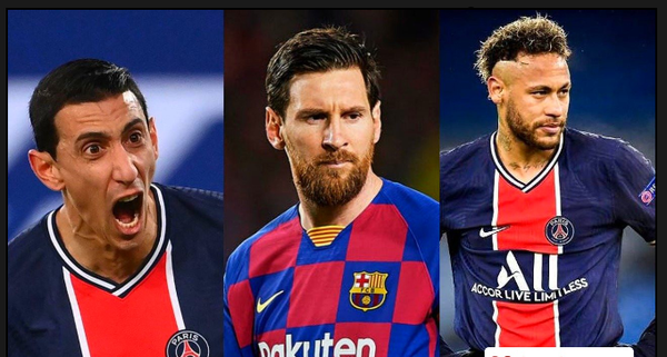 PSG versus Angers: Messi, Neymar, and Di Maria are absent from Pochettino's Ligue 1 team [full list]