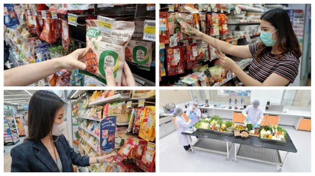 CP Foods continues to develop healthy and sustainable food innovations in celebration of world food day