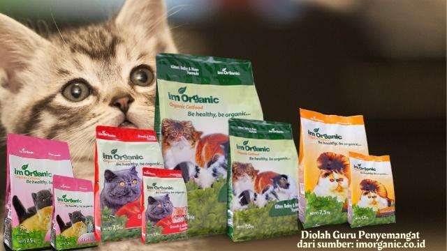 Review Makanan Kucing Imo Ibest