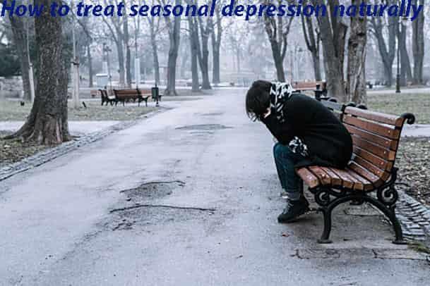 كيف تعالج الاكتئاب الموسمي بشكل طبيعي