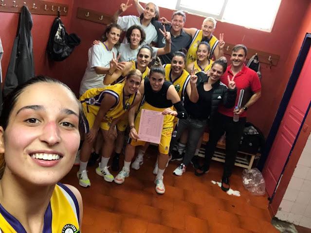 Νίκη για τη γυναικεία ομάδα των ΔΑΝΑΩΝ στην πρεμιέρα του πρωταθλήματος της Α2