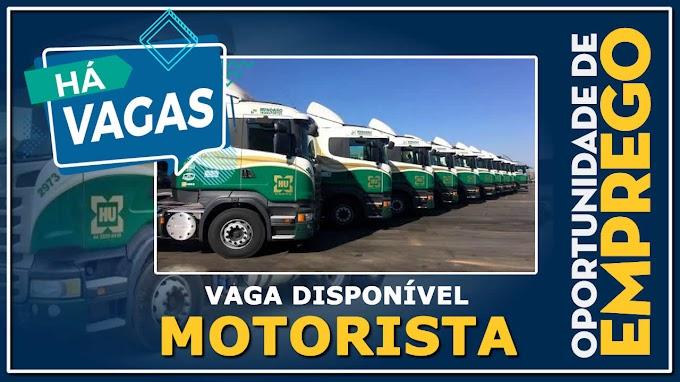 Transportadora Hungaro abre vagas para motorista carreteiro
