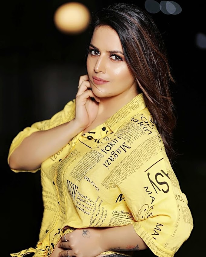 """""""Cinema is Cinema', For me, language is not the bar, the core motive is to gain love and entertain my audience'', says actress Shivika Diwan on choosing Bhojpuri Cinema"""