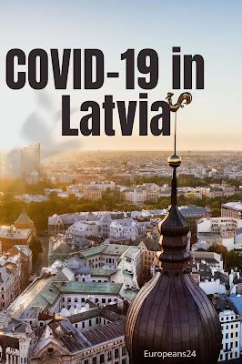 COVID-19 in Latvia