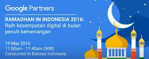 RAMADHAN: Kumpulan Insight by Google Indonesia