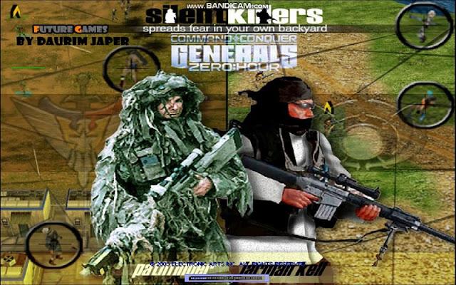 Generals Zero Hour Silent Killer