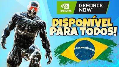 Como criar conta no Geforce Now e jogar no Brasil